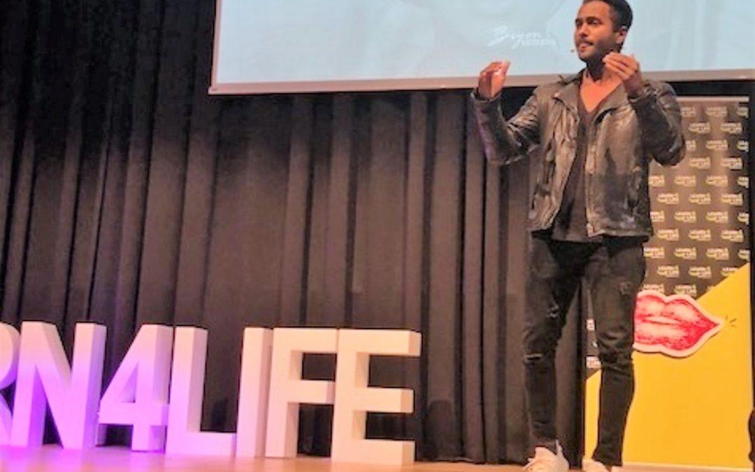 Learn 4 Life – Motivationsvortrag
