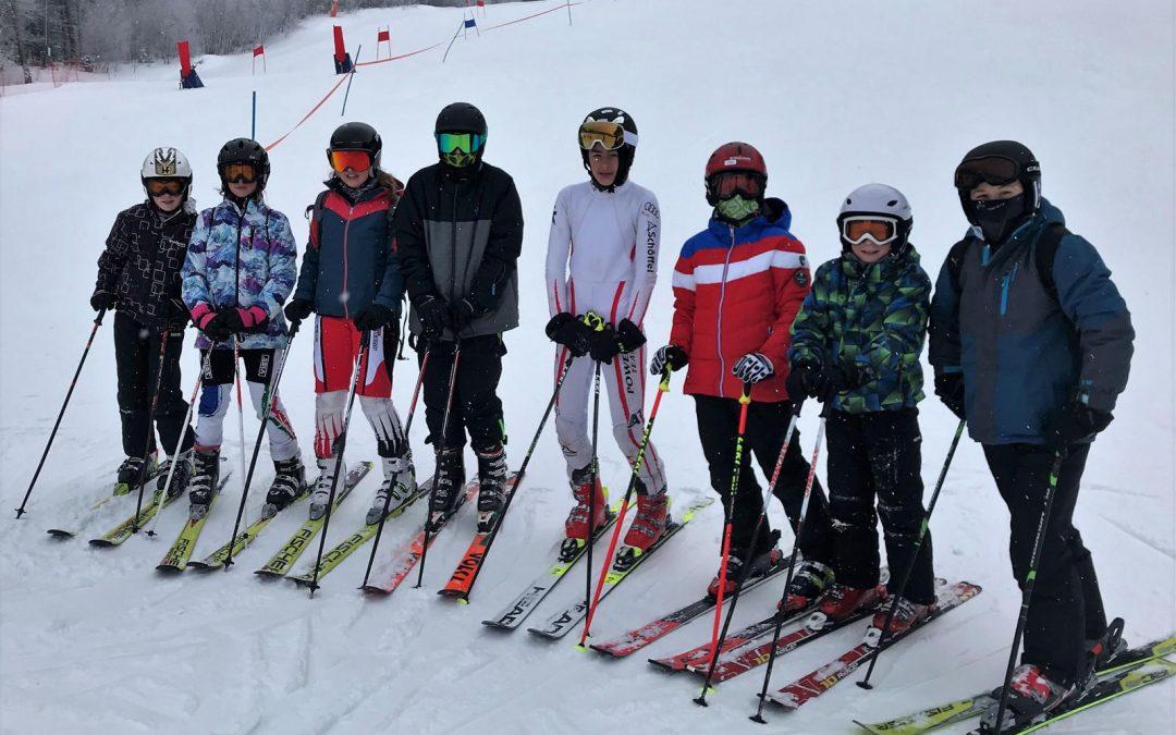 Bezirksschul Ski-Meisterschaft