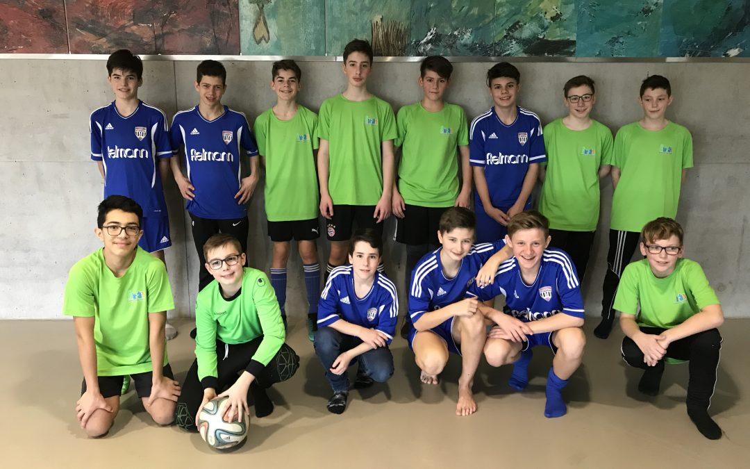 Hallenfußballturnier in Grieskirchen