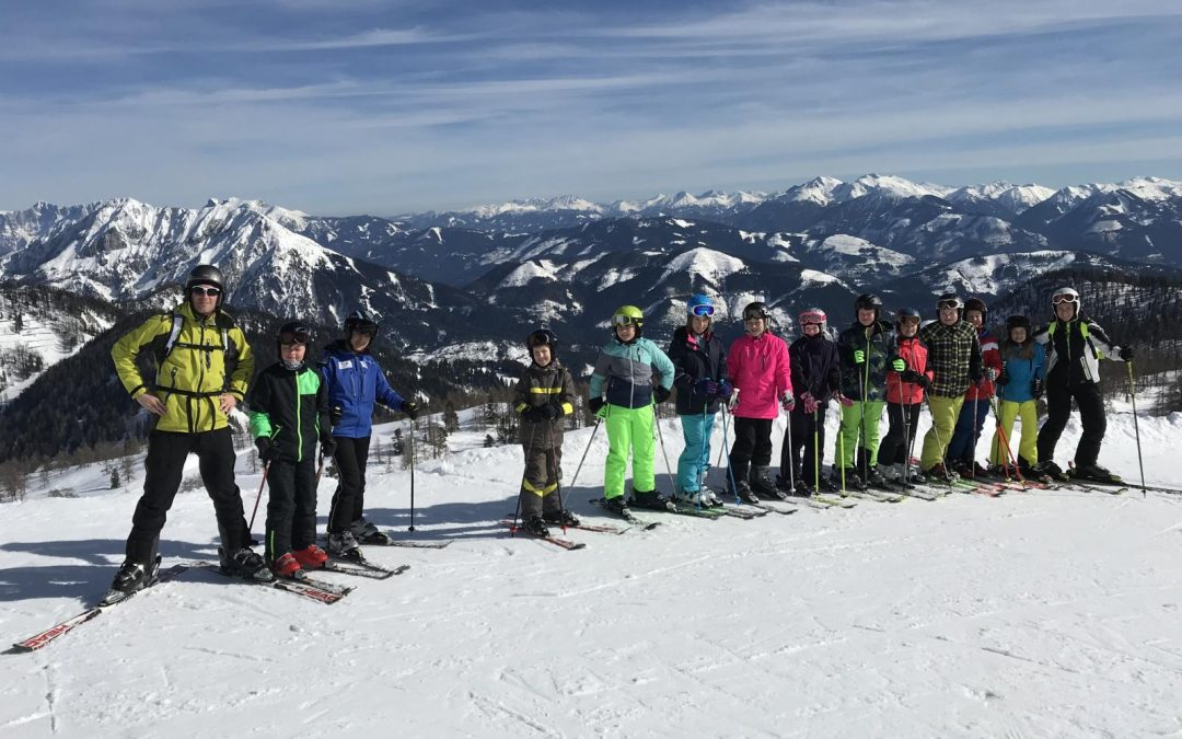 Wintersportwoche in Spital/P.