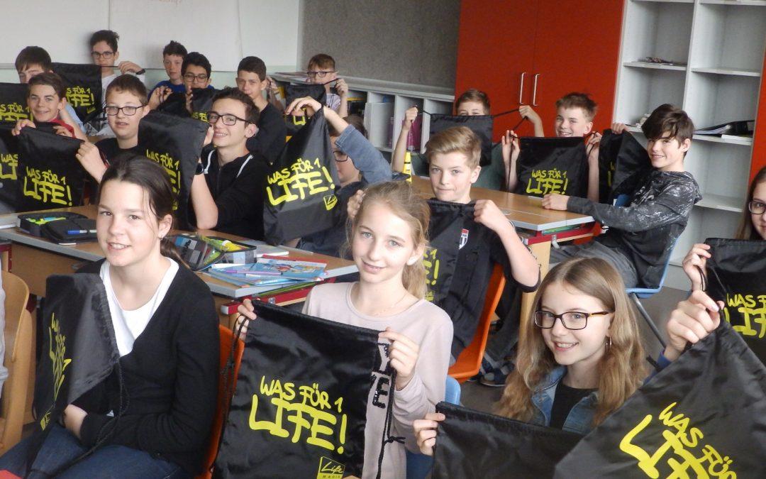 Life Radio macht Schule