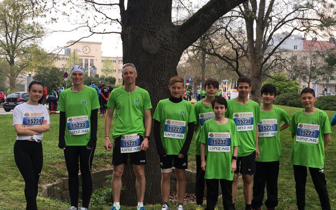 Marathon in Linz
