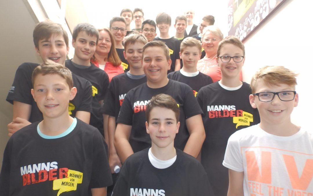 Girls' Day / Mannsbildertag