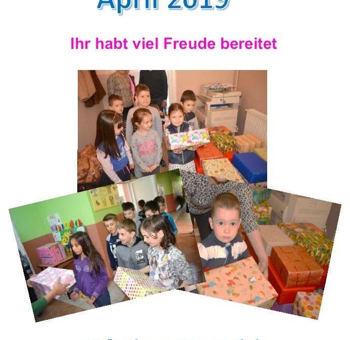 Hilfsprojekt für Tarna Mare