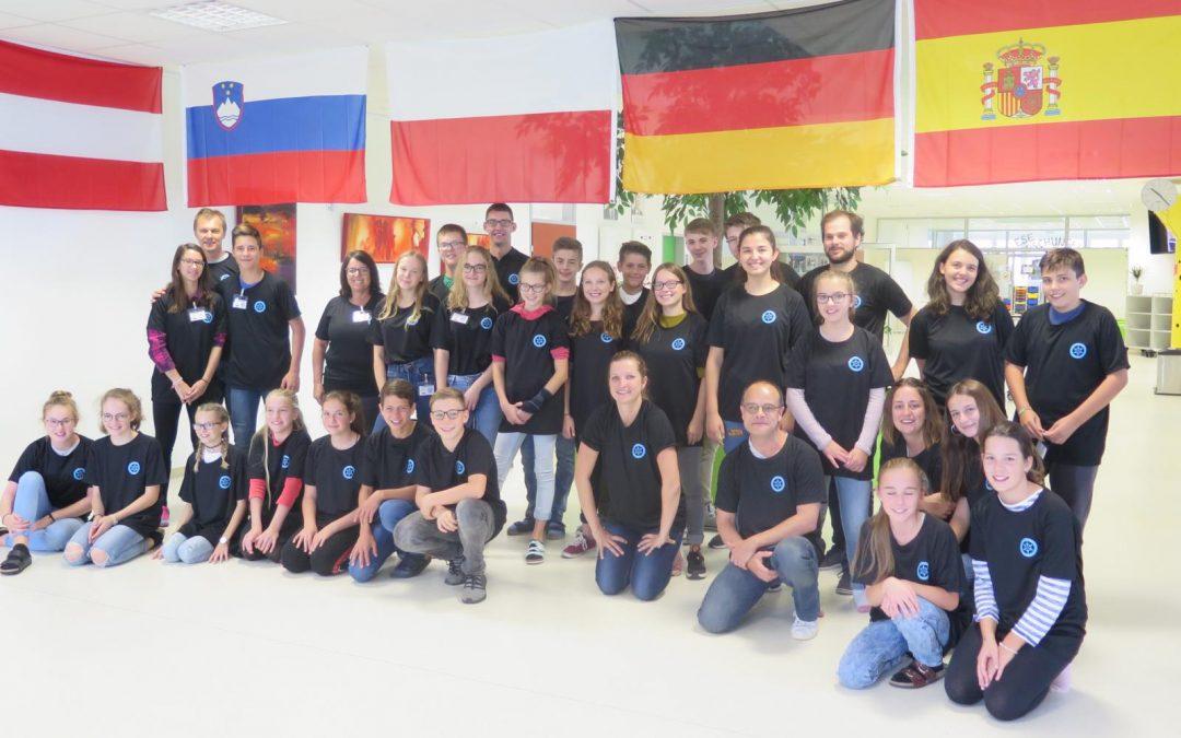 """""""Erasmus +"""" – Mobility NMS St. Agatha"""