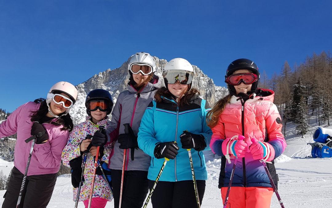 2a,b: Wintersportwoche