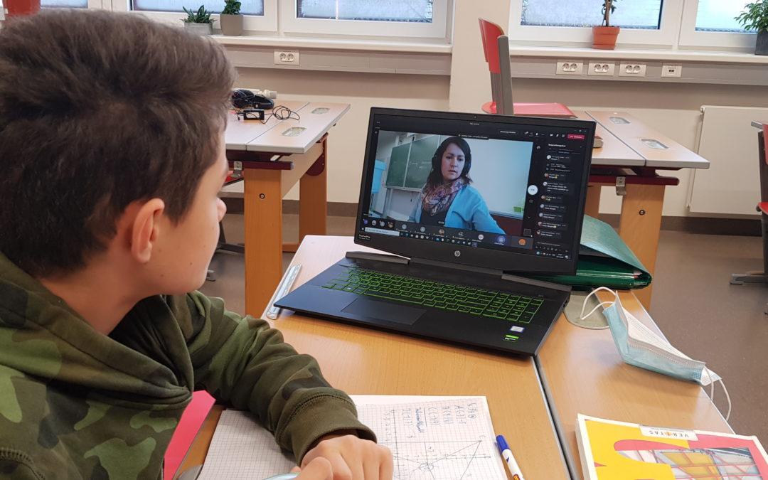 Distanzunterricht – wie funktioniert das?