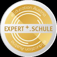 """Wir sind nun eine """"expert +"""" Schule!"""