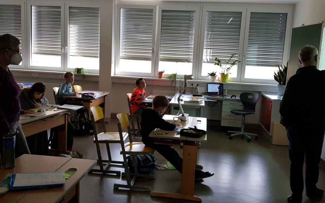 Hybrid Unterricht – eine neue Unterrichtsform